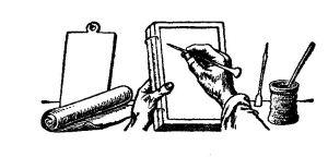 Bibelen_tablet_writing